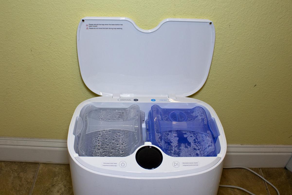 tanques de água narwal