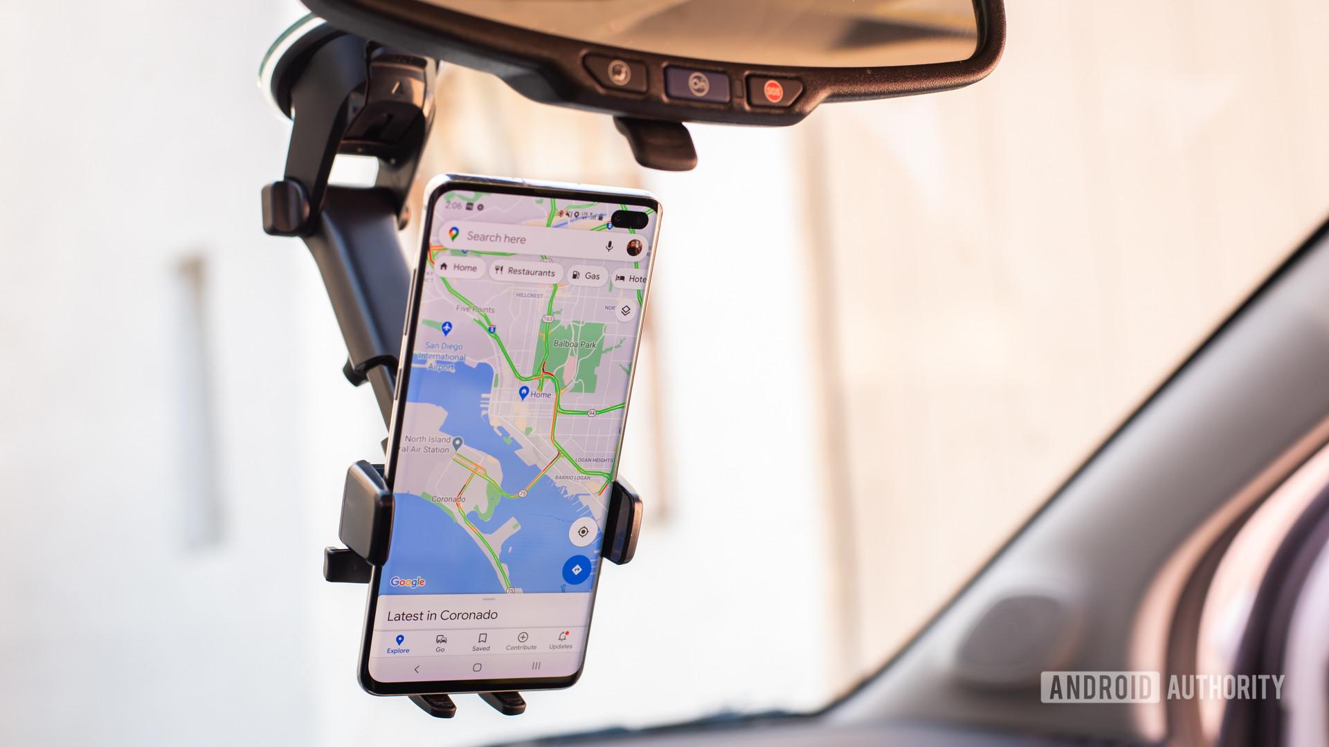 Avaliação 3 do suporte para carro Iottie Easy One Touch 4