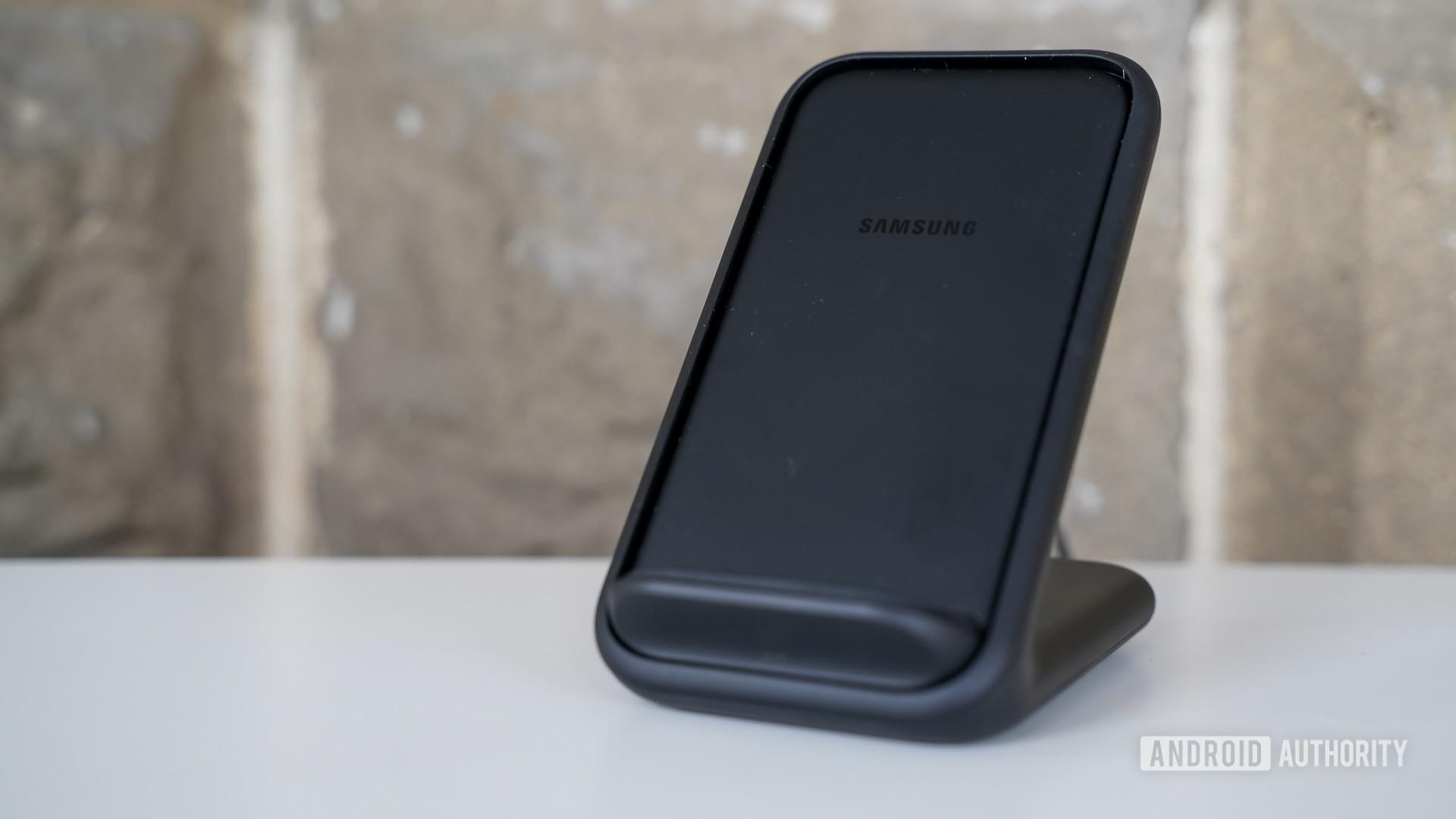 Carregador sem fio Samsung independente