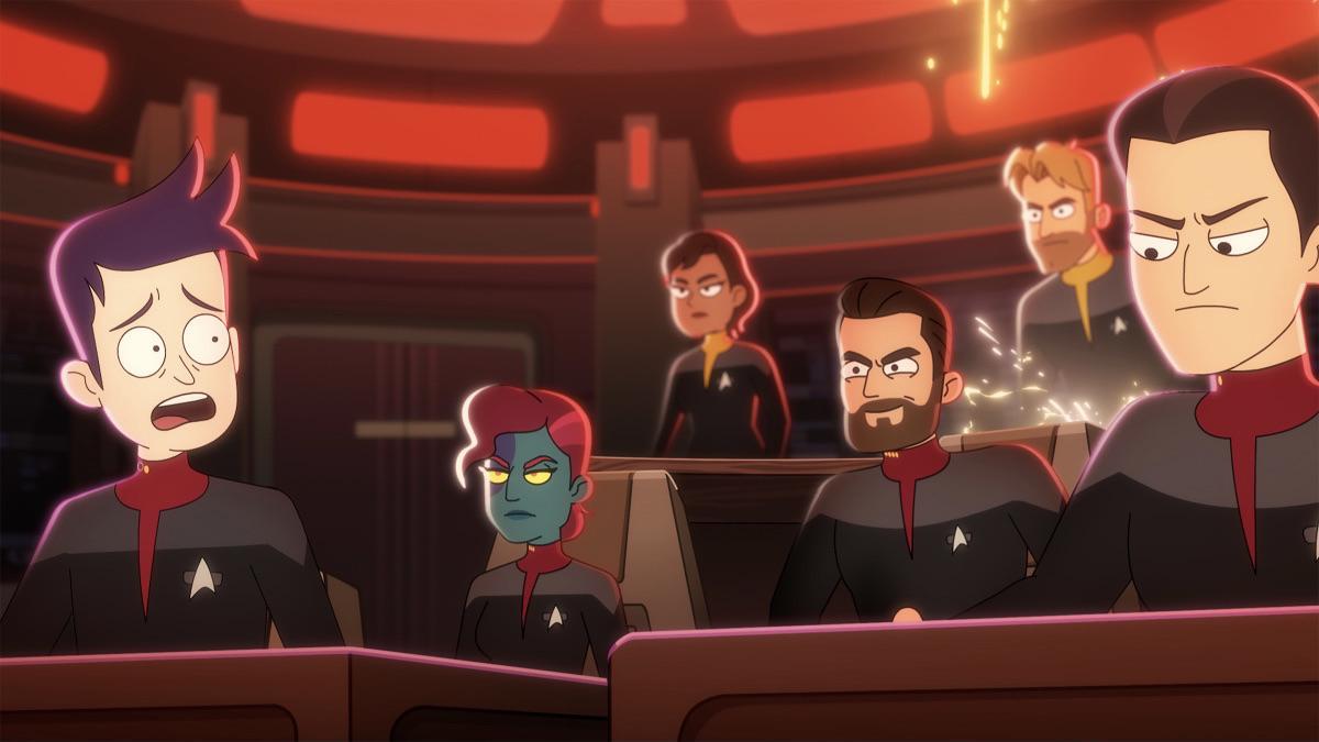 Star Trek: Lower Decks 2ª temporada na Paramount Plus