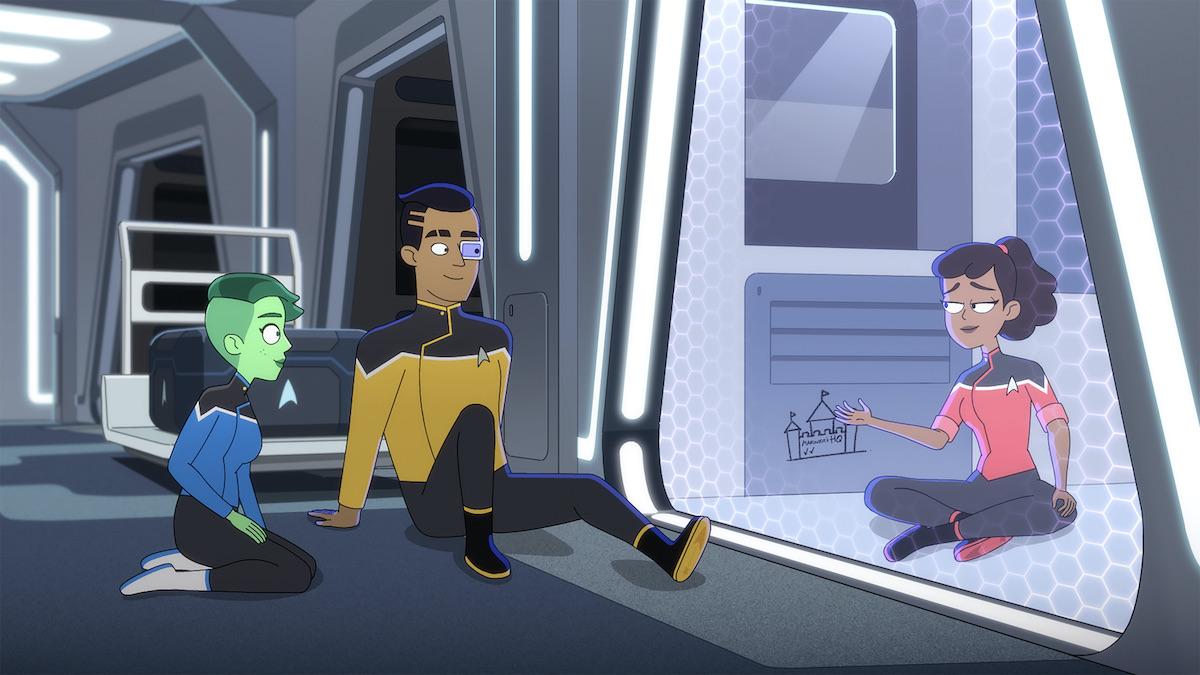 Star Trek: Lower Decks, temporada 2