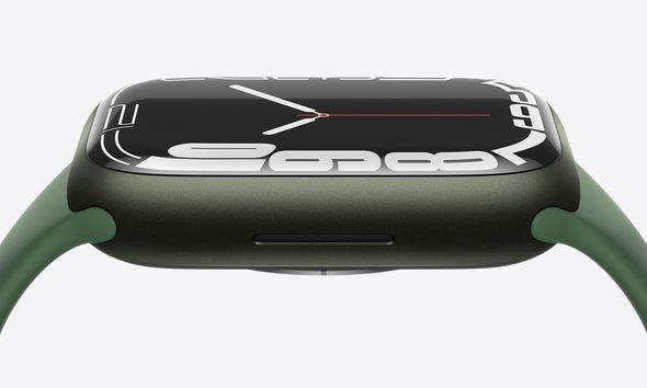 Análise do Apple Watch Series 7